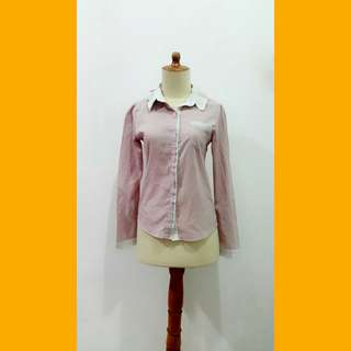 Dusty Pink Shirt by Cherry Pink