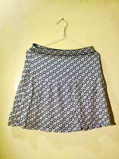 Mini skirt for teens