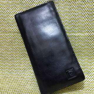 Pierre Cardin Black Long Wallet (Unisex)