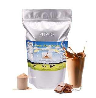 朱古力味 FITWIO 全天然營養蛋白粉