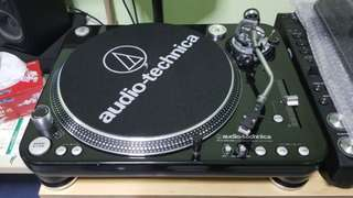Audio Technica LP1240 Turntable