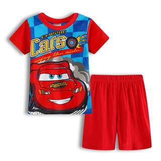 🚚 Cars Clothes Set
