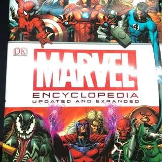 Marvel: Encyclopedia
