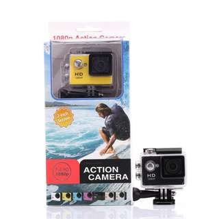 sports action hd cam
