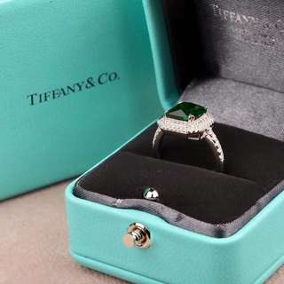 Tiffany Ring有全套盒