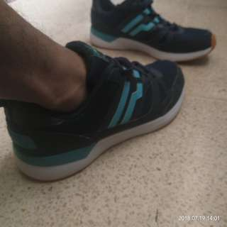 Sepatu piero Shoes piero jogger lite boost II Lagoon Size 4