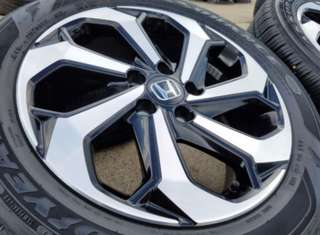 Honda Accord Original Rim 17 Inch Sports Rim With Tyres