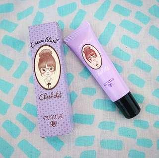 EMINA Cheeklit Cream Blush (PEACH)