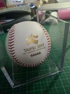 🚚 TAIPEI2017 世大運幾年棒球