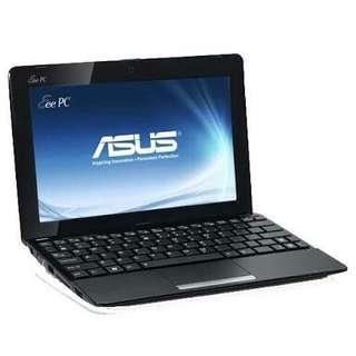 ASUS eepc shell Netbook