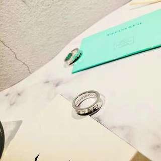 Tiffany 戒指