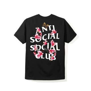 BNEW LEGIT ANTI SOCIAL SOCIAL CLUB SHIRTS