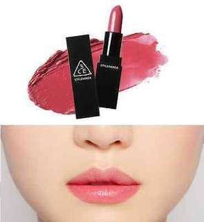 3CE Lipstick in #903 Glass Rosy