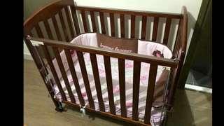BB 床 嬰兒床