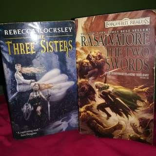 Fantasy & Adventure books