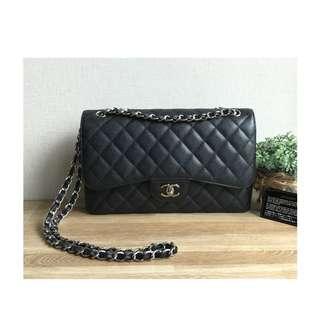 Authentic Chanel Classic Jumbo