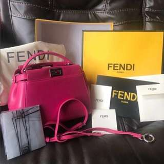 Fendi peekaboo full set-price down