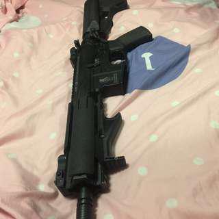 D boy M7A1(M4) aeg