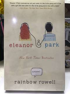 Eleanor & Park Rainbow Rowell