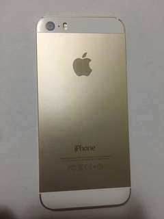iphone5s 16g gold 95%new 5s iPhone (5s001)