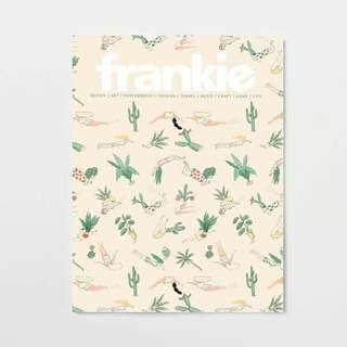 Frankie magazine #62