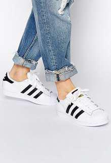 Adidas Superstar Originals Gold Label Sneakers
