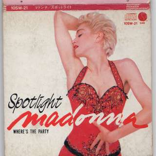 3寸CD MICHAEL JACKSON / MADONNA / TIFFANY