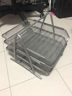 IKEA letter tray