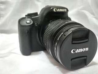 Kamera DSLR Canon 500D