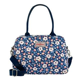 英國代購減價Cath Kidston HENLEY BLOOM/ISLAND FLOWERS BUSY BAG