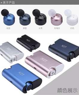 X2T無線藍牙耳機