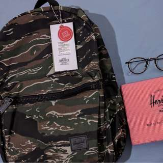 Herschel Lawson Surplus Tiger (Camo) Brand New With Tag. 100% Authentic