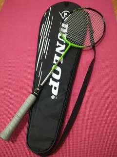 Dunlop Badminton Racket (Multicolor)