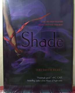 Shade by Jeri Smith Ready