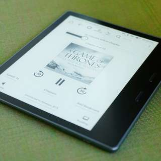 99% NEW Kindle Oasis 2017 電子書 32GB