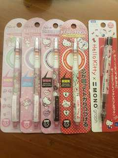 Sanrio Characters Mechanical Pencils