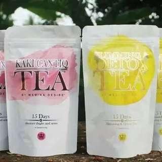 Detox Teas Combo