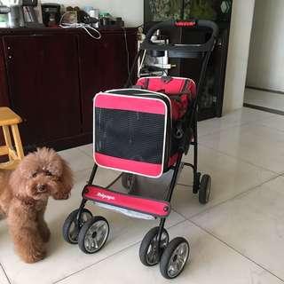 ibiyaya二手寵物推車