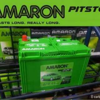 Amaron Car battery bateri kereta Delivery 24hour