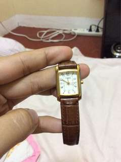 Authentic TIMEX CR 1216 CELL
