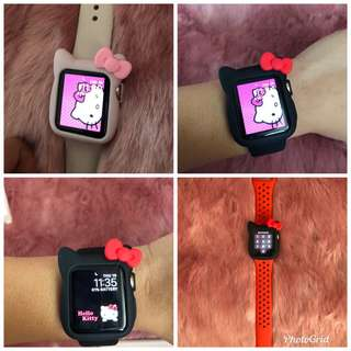 Hello kitty iwatch accesories