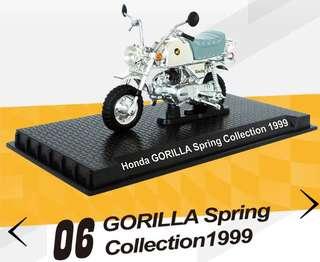 Honda 電單車 模型