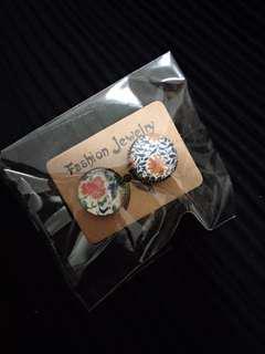 民族風  耳環