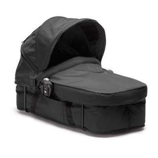Almost new Baby Jogger City Select Pram/Bassinet Kit - Black