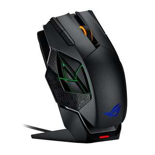 [IN-STOCK] ASUS ROG Spatha RGB Wireless/Wired Laser Gaming Mouse (ROG Spatha Gaming Mouse)