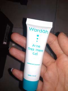 Wardah Treatment Acne Gel