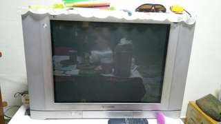 Panasonic TV 29 Inch for sale. Vintage and classic