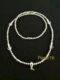 Thai Amulet Necklace (5 Hooks)