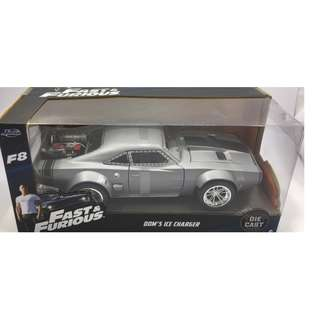 Fast & Furious Dom's Dodge Ice Charger - 1:32 scale by Jada Toys
