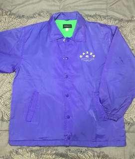 Purple Jacket Garza